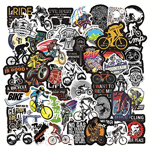Top 9 Bike Stickers Decals – Laptop Skins & Decals