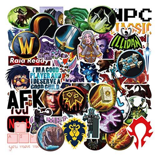 Top 10 World of Warcraft Laptop – Laptop Skins & Decals