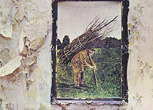 Led Zeppelin IV Remastered Original Vinyl