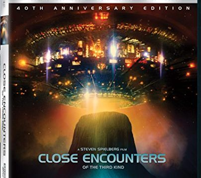 Close Encounters of the Third Kind Director's Cut Blu-ray