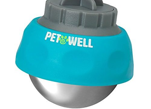 PetWell All-Over Handheld Massage Roller Pets Dogs, Cats