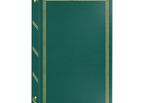 3-Ring Photo Album 300 Pockets Hold 4×6 Photos, Teal