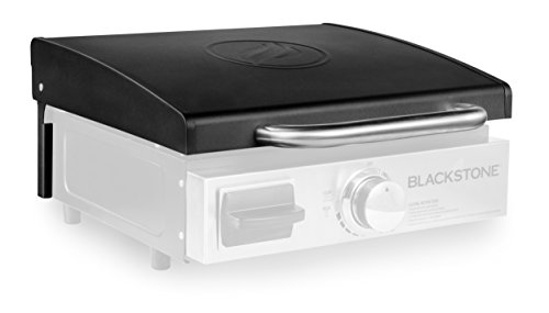 Blackstone 5010 Signature Accessories-17 Griddle Hood, Black, Front Grease Only models