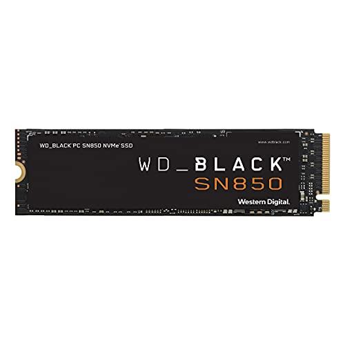 Top 10 Western Digital Black M.2 SSD – Internal Solid State Drives