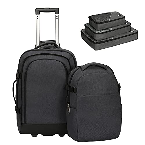 Top 10 Carry on Luggage With Wheels – Laptop Backpacks