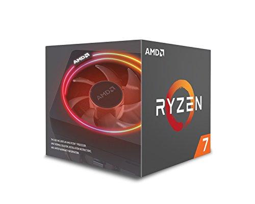 Top 9 AMD Ryzen 7 2700X 8-Core 3.7 Ghz – Computer CPU Processors