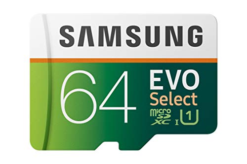 Top 10 Samsung Evo Micro SD Card 64GB – Micro SD Memory Cards