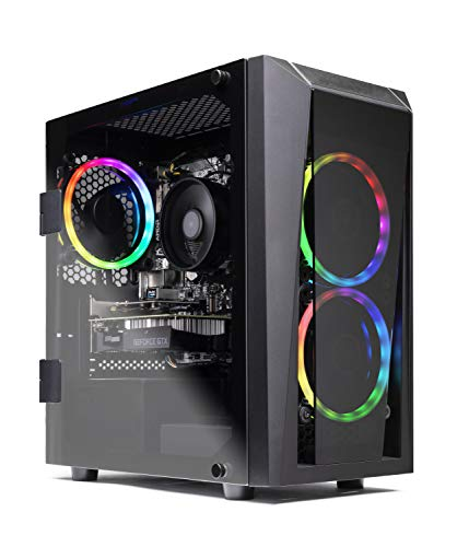 Top 10 Skytech Blaze II Gaming Computer PC Desktop – Tower Computers