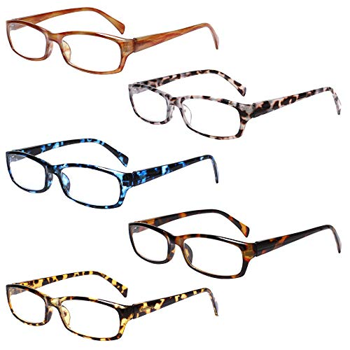 Top 10 Readers with Blue Light Protection for Women 1.25 – Computer Blue Light Blocking Glasses