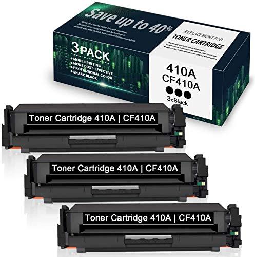 Top 10 410A Toner Cartridge Black – Laser Printer Drums & Toner