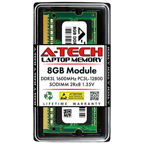 Top 9 DDR3L 8GB SODIMM – Computer Memory