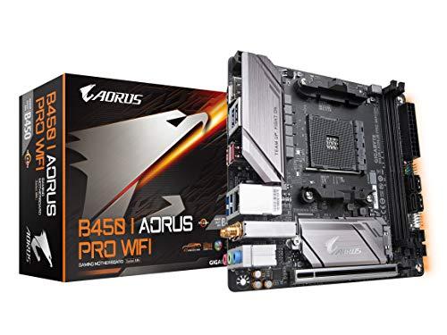 Top 10 GIGABYTE B450 I AORUS PRO – Computer Motherboards