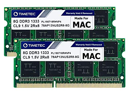 Top 10 PC3-10600 1333 DDR3 204-Pin SO-DIMM – Computer Memory